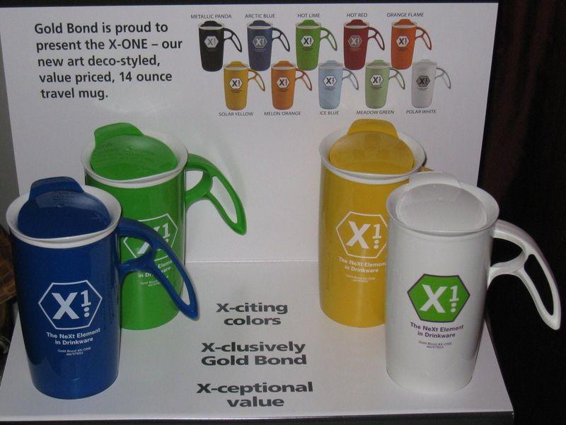 Promotional Insulated Travel Mug